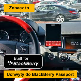 Uchwty do BlackBerry Passport