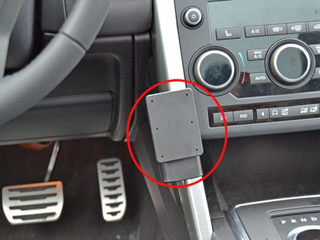 ProClip do Land Rover Discovery Sport 15-18