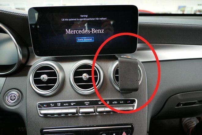 ProClip do Mercedes Benz GLC Klasa 2020-