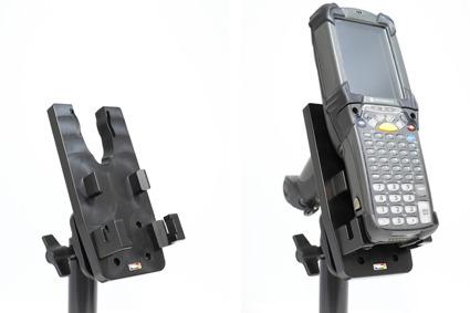 Uchwyt do Motorola MC9200 z wkładką antywibracyjną pasywny